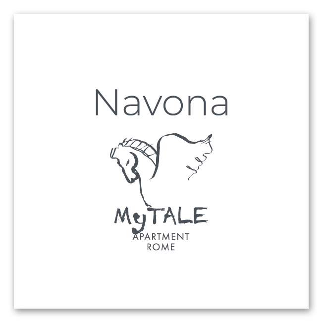 holiday apartments Rome centre MyTALE Creative Academy Hotel Rome Navona Apartment - logo-my-apart-suite-luxury